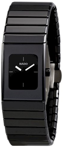 Rado Women's R21540242 Ceramica Black Dial Watch