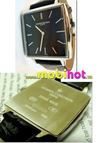 Vacheron Constantin Geneve Cream Dial Swiss Replica