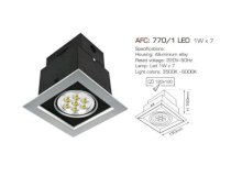Đèn led Anfaco Lighting AFC770_1 LED
