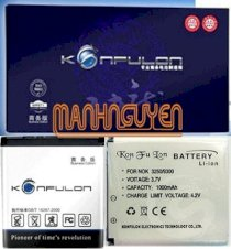 Pin Konfulon cho Samsung i8910 Omnia HD, i8320, Vodafone 360 do, samsung Wave