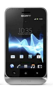 Sony Xperia Tipo Dual (ST21i2/ ST21a2) Classic Silver