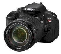 Canon EOS Rebel T4i (Canon EOS 650D / EOS Kiss X6i) (EF-S 18-135mm F3.5-5.6 IS STM) Lens Kit