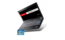 IBM ThinkPad X220 (Intel Core i5-2520M 2.50GHz, 4GB RAM, 320GB HDD, VGA Intel HD Graphic 3000, 12.5 Inch, Windows 7 Professional)