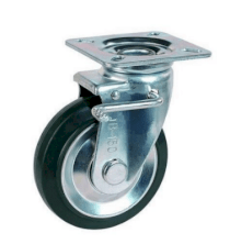 Bánh xe Steel core Rubber Caster RC