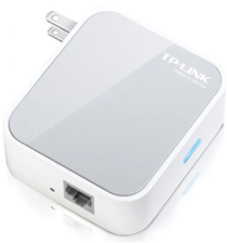 TP Link TL-WR700N 150Mbps Wireless N Mini Pocket Router