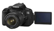 Canon EOS 650D (EOS Rebel T4i / EOS Kiss X6i) (EF-S 18-55mm F3.5-5.6 IS II) Lens Kit