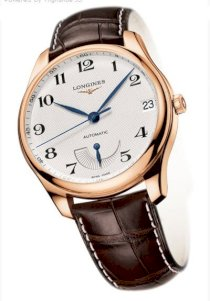 Đồng hồ đeo tay The Longines Master Collection L2.666.8.78.3