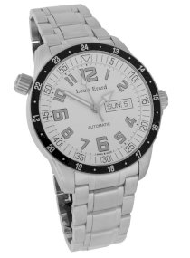 Louis Erard Sportive Day/Date Automatic Men's Luxury Watch 72430-AS-02BMA14