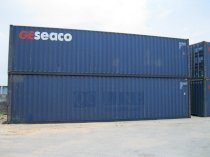 Container kho 40 feet zin Happer Container 2