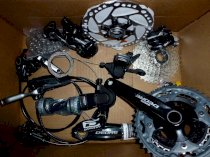 Groupset - Shimano Deore 2012