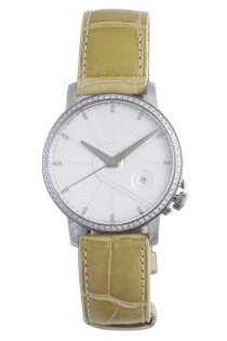 RSW Women's 6340.BS.A5.21.D1 Armonia Camel Brown Leather Diamond Date Watch