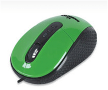 Manhattan RightTrack Mouse Green