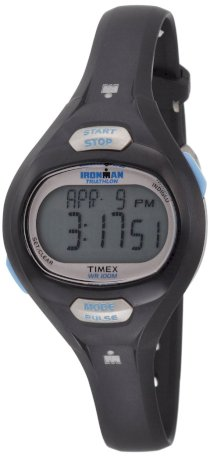 Timex Women's T5K389 Ironman Pulse Calculator Digital Watch