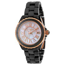 Swiss Legend Women's 20050-BKWRR Karamica Collection Watch
