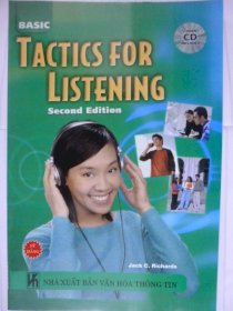 Tactics For Listening(second edition)