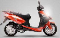 Sonik Eagle King 50cc 2012