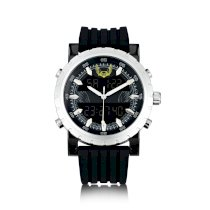 Holler HLW2172-1 Mens Ric Tic Silver Watch