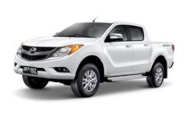 Mazda BT-50 Double Cab 2.2S MT 2012