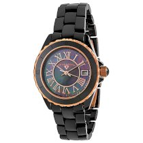 Swiss Legend Women's 20050-BKBRR Karamica Collection Watch
