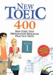 New toeic 400 new toeic test preparation program practics tests season 1