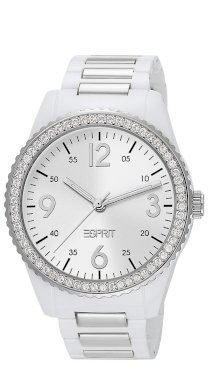 Esprit Marin Wristwatch for Her With crystals 51025