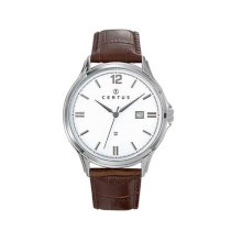 Certus Men's 610877 Classic Silver Dial Date Watch