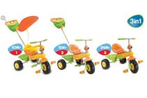 Xe trẻ em 3 bánh Smart-trike Candy 3-in-1