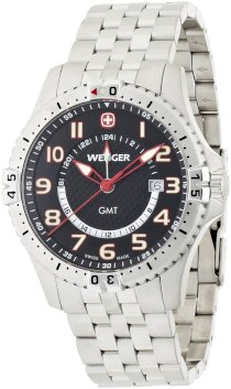 Wenger - Men's Watches - Squadron GMT - Ref. 77076