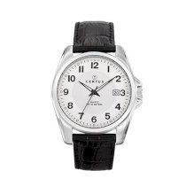 Certus Men's 610950 Classic Silver Dial Date Watch