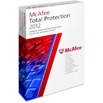 McAfee Total Protection 2012 - 3 User