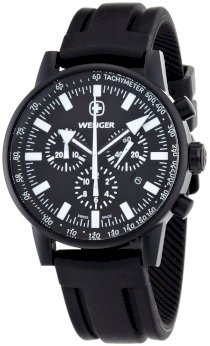 Wenger Men's 70890 Swiss Raid Commando Patagonian Expedition Race Watch