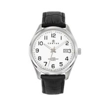 Certus Men's 610935 Classic Silver Dial Date Watch