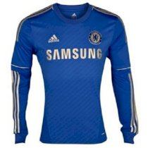 Áo Chelsea2012-2013 Jersey Home Long Sleeve