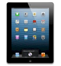 Apple iPad 4 Retina 64GB iOS 6 WiFi 4G Cellular Model - Black