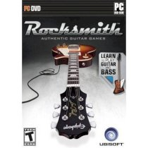 Rocksmith Authentic Guitar Games (PC)
