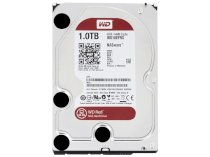 "Western Digital Red WD10EFRX 1TB IntelliPower 64MB Cache SATA 6.0Gb/s 3.5"" Internal Hard Drive -Bare Drive"