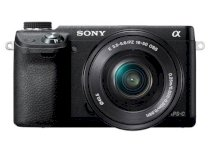 Sony Alpha NEX-6L/B (BQ AP2) (E 16-50mm F3.5-5.6 OSS) Lens Kit