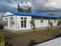 Prefabricated Building B Type House- Three-room Residential House