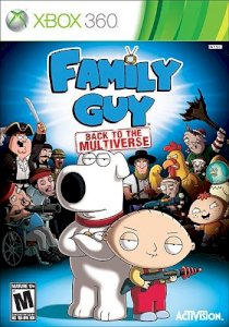 Family Guy Back To The Multiverse (XBox 360)