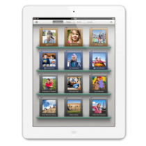 Apple iPad 4 16GB iOS 3.2 WiFi 3G Model - White