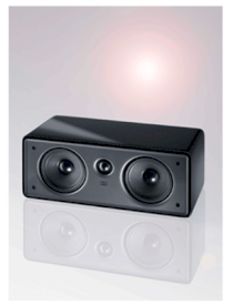 Loa Heco Music Colors Center 80 ( 2 Way, 120W, Center)