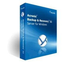 Acronis Backup & Recovery Server for Windows