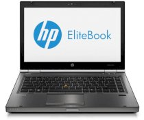 HP EliteBook 8470w (C6Z10UT) (Intel Core i5-3360M 2.8GHz, 4GB RAM, 500GB HDD, VGA ATI FirePro M2000, 14 inch, Windows 7 Professional 64 bit)