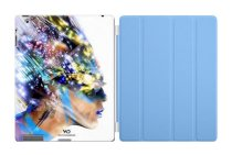 Case White Diamonds & iPad Smart Cover (Xanh)