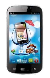 Mobiistar Touch LAI 502 Black
