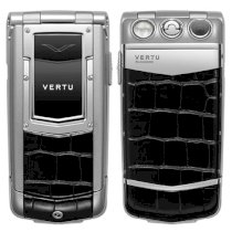 Vertu Constellation Ayxta Black Alligator Skin