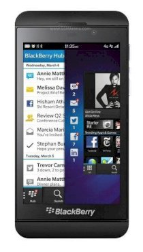 BlackBerry Z10 (STL100-3 RFK121LW) Black