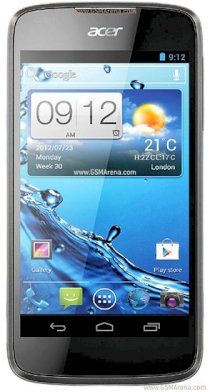 Acer Liquid Gallant Duo E350 Black