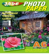 Giấy in ảnh Jade Photo Paper A4/ 115g/ 100sheets