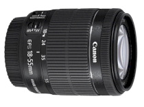 Lens Canon EF-S 18-55mm F3.5-5.6 IS STM